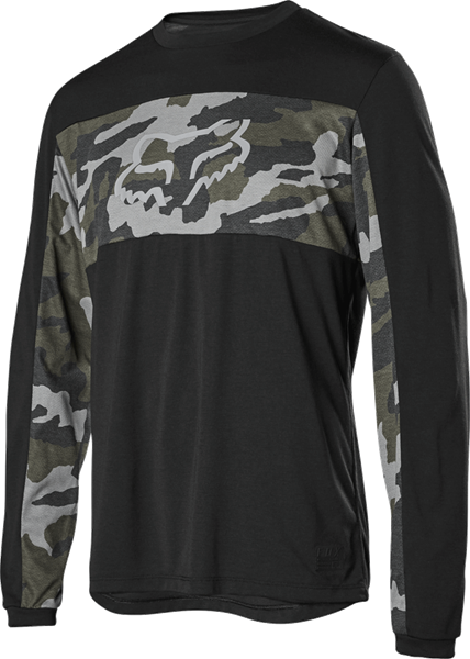 Immagine di FOX Racing RANGER Drirelease Fox Head maglia manica lunga