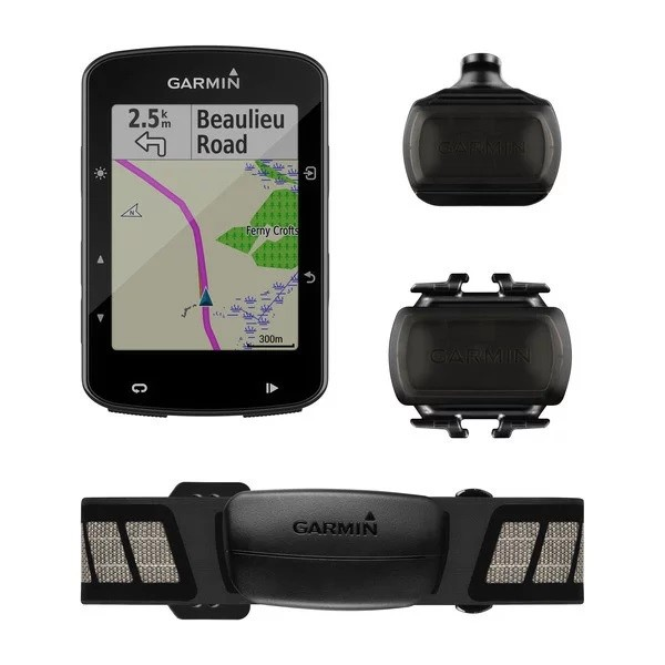 Immagine di  GARMIN EDGE 520 PLUS bundle con sensori